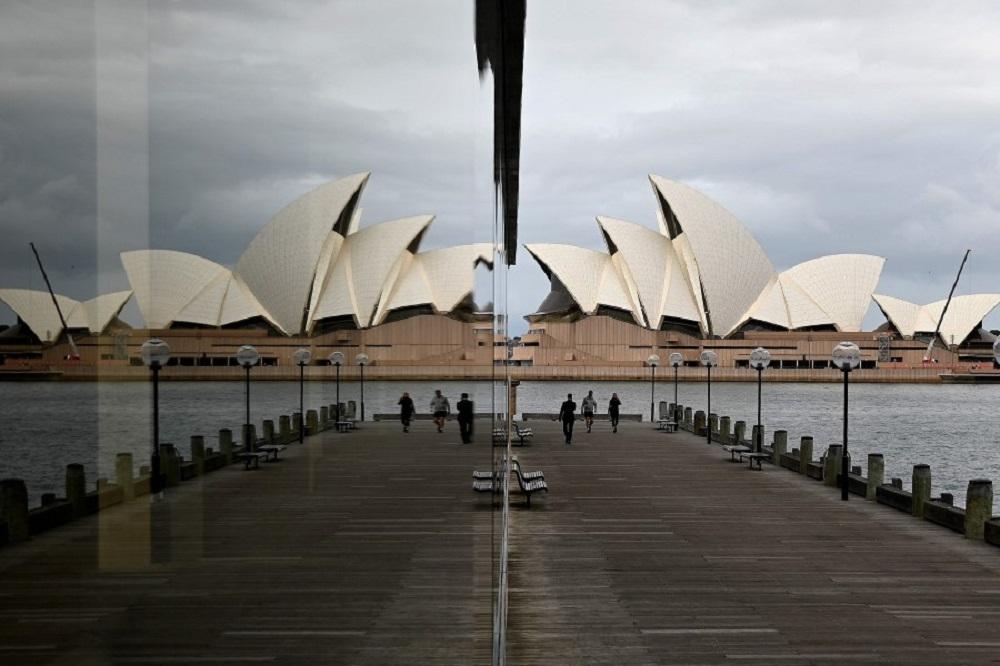 """澳洲周四宣布落实""""避风港""""计划,为港人延长学生和工作签证居留期限至5年,其后可以申请永久居留。-法新社-"""