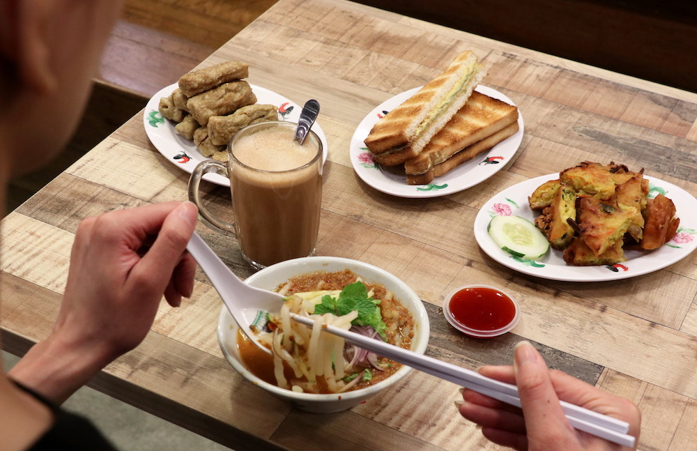 Having those sinful delights during teatime just became that much better with Sunway Malls' new teatime specials. — Picture courtesy of Sunway Malls.
