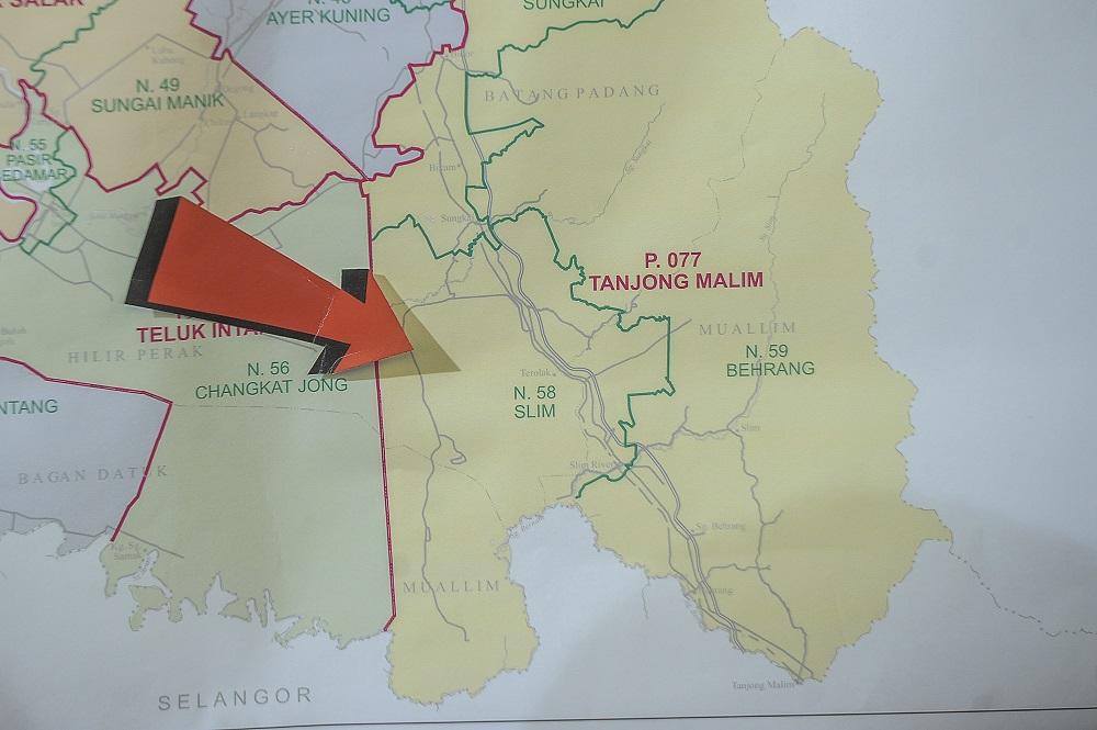 仕林州议席补选提名日为8月15日,投票日则是8月29日。-Shafwan Zaidon摄-