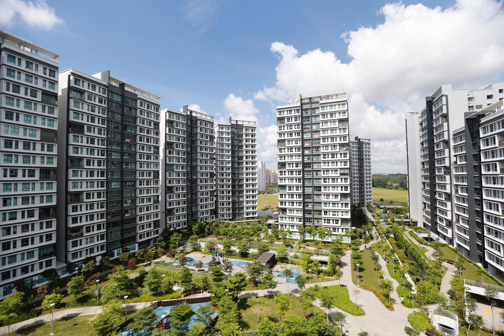 Given how the uncertain economic outlook could affect incomes, the Monetary Authority of Singapore called on households to remain prudent in taking up new debt and in committing to property purchases. — TODAY pic