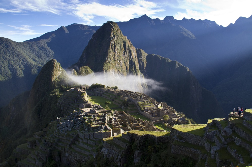 Peru opened Machu Picchu for a single Japanese tourist""