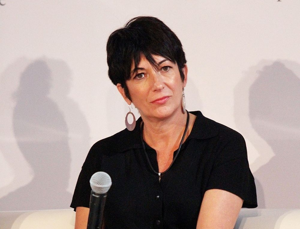 Ghislaine Maxwell, the former girlfriend of late financier Jeffrey Epstein, was arrested in the United States on July 2, 2020, by FBI officers investigating his sex crimes, multiple US media outlets reported. — AFP file pic