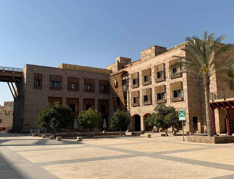 The American University in Cairo acknowledges the suspect has studied there but says he left the university in 2018. — Picture via facebook.com/aucegypt