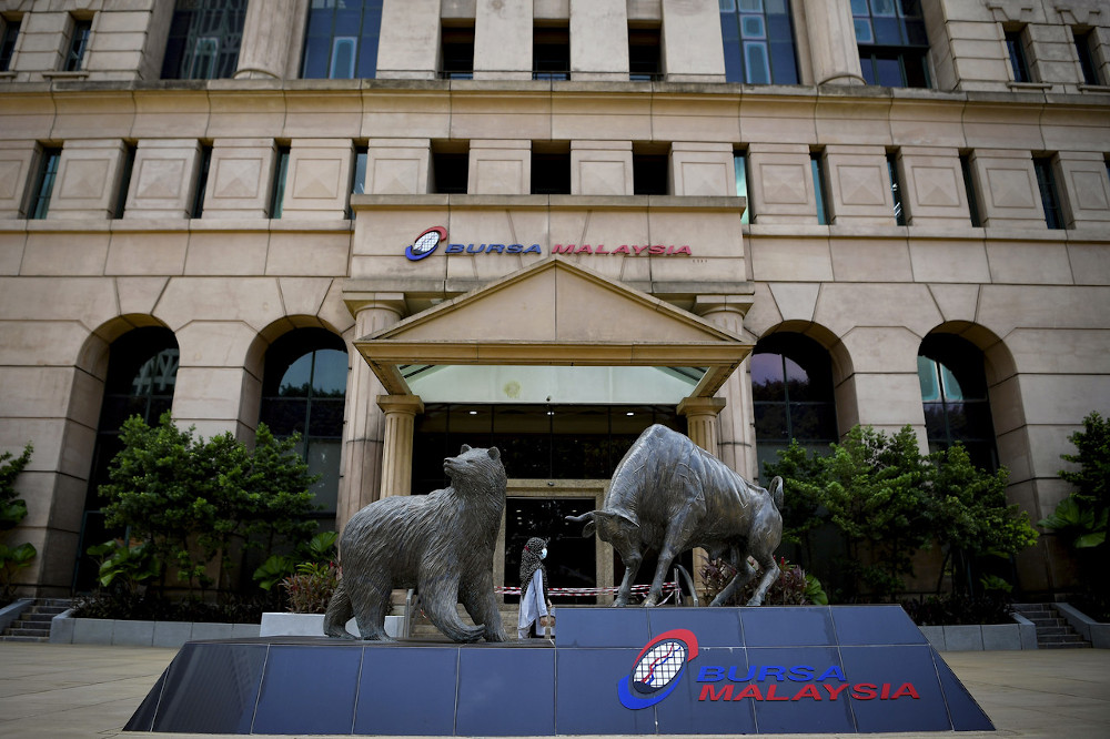 Malton's shares hit an intraday high of 61 sen in early trade today before closing 1.5 sen lower at 57.5 sen. — Bernama pic