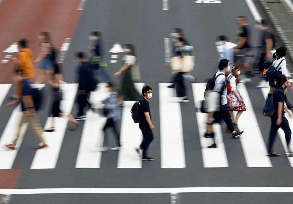 Tokyo Coronavirus Cases Hit Record 493, May Raise Alert Level