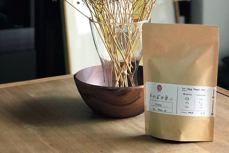 Support your local coffee shop if you decide to buy beans for home brewing