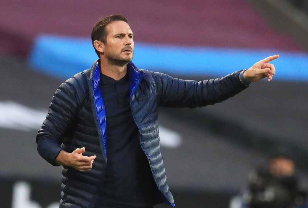 Chelsea have not won in the league at Old Trafford for seven years and Lampard's reign as manager began last season with a 4-0 hammering at United. ― Reuters pic
