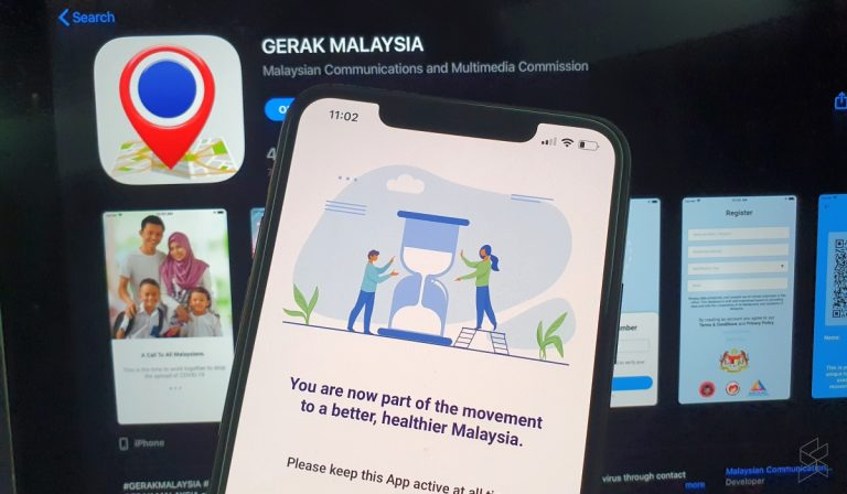 The Gerak Malaysia app is no longer needed as interstate travel restrictions have been lifted since the recovery movement control order (MCO) was imposed on June 10. ― Picture via SoyaCincau