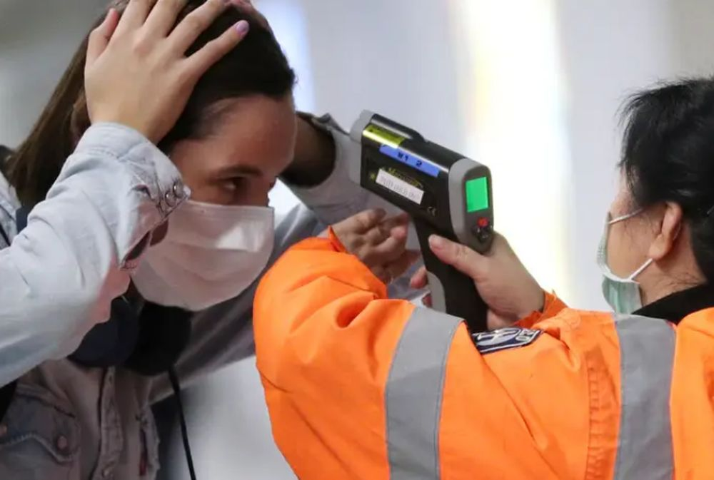 Infrared thermometers currently being used have been approved by the Malaysia Medical Device Authority (MDA) and were safe to be used on human foreheads or ears. — Reuters file pic