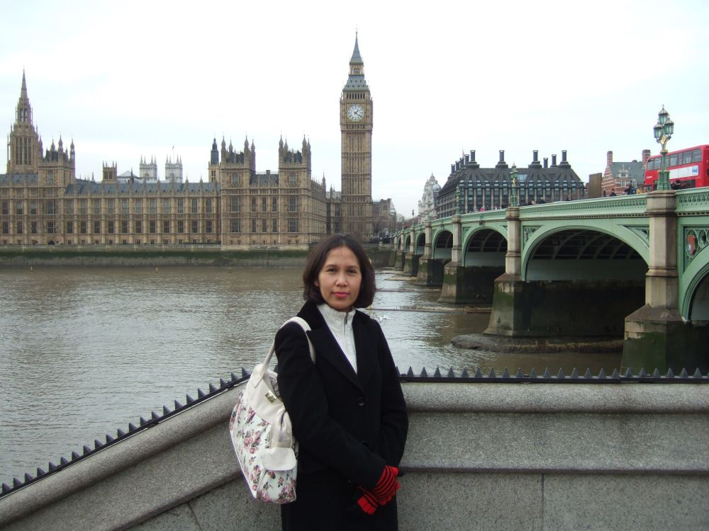 Masliza is currently a member of the Steering Committee of the British Society of Cardiovascular Magnetic Resonance Heart Failure Research Task Force. — Picture via Facebook