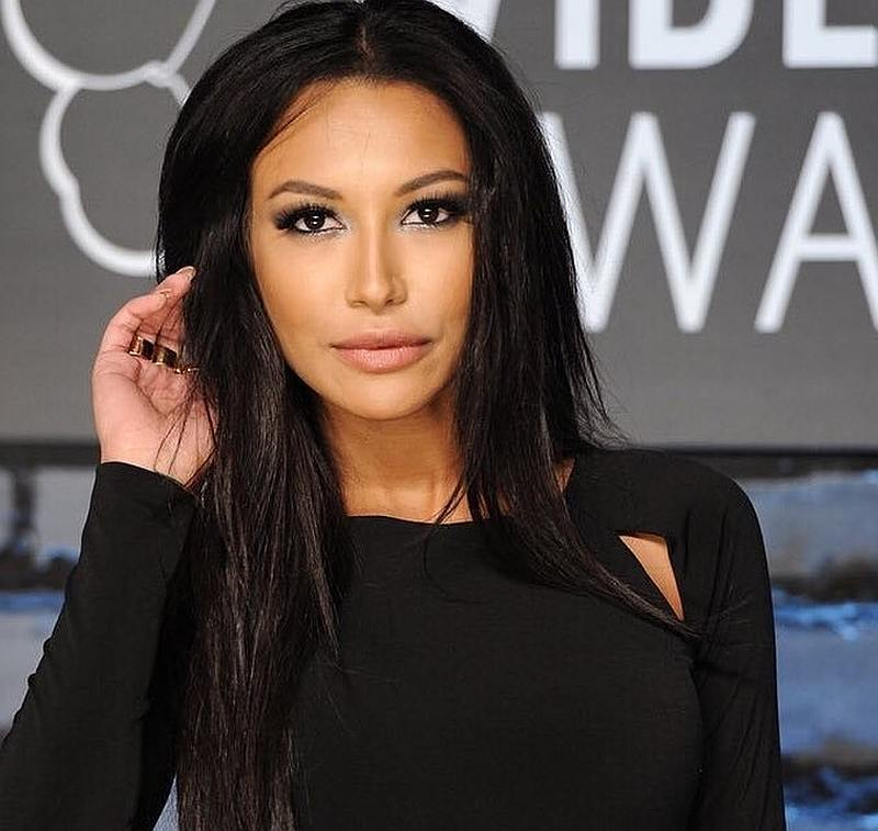 Glee actress used up all her strength to get her son onto the boat and had nothing left to save herself. — Picture via instagram/nayarivera