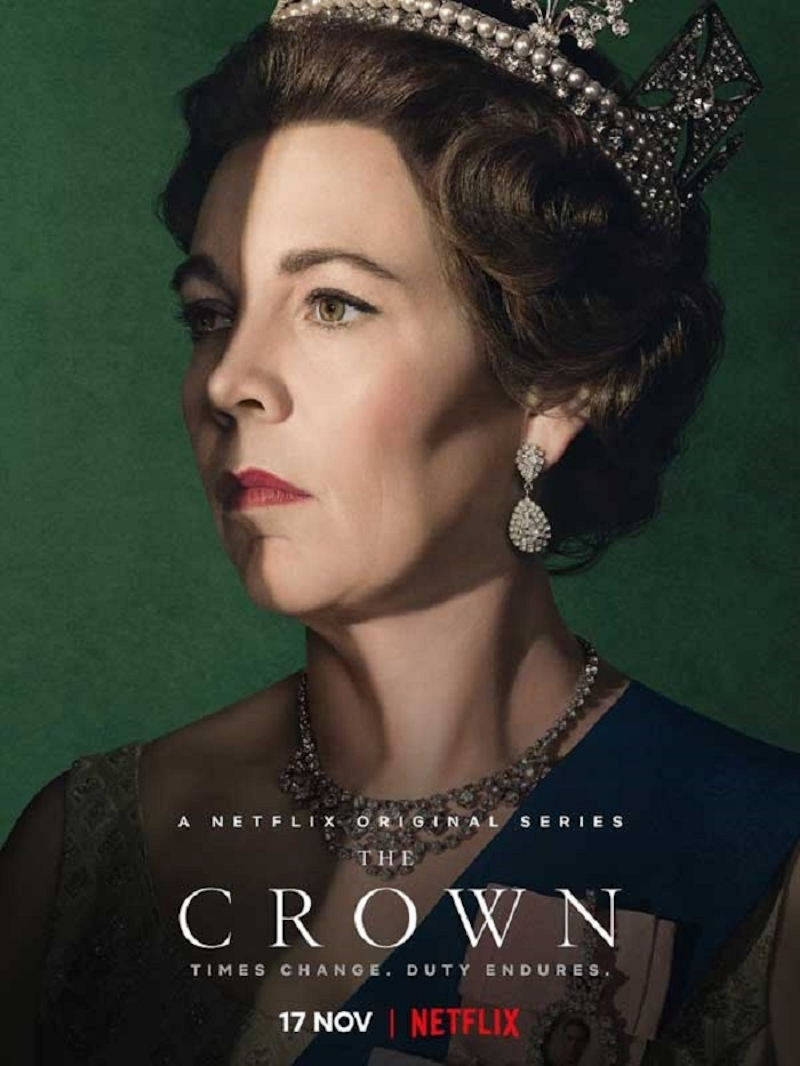 Netflix is tipped to finally win television's biggest prize Sunday for its critically adored British royals drama The Crown. — Picture courtesy of Netflix via AFP-Relaxnews