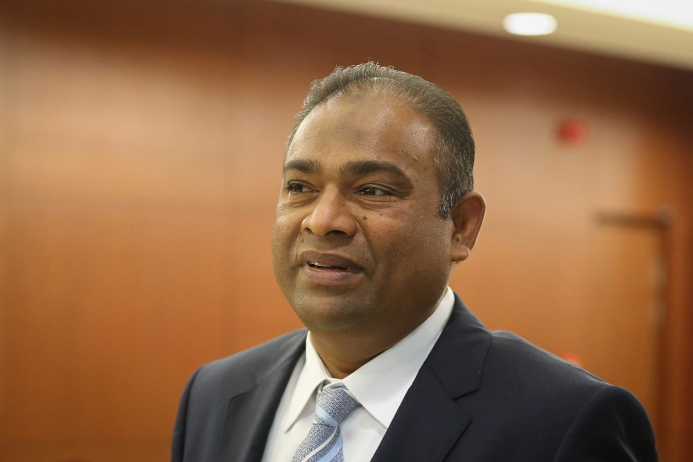 Baling MP Datuk Seri Abdul Azeez Abdul Rahim asked once more for an RCI to investigate allegations of misconduct by TH's previous management under Datuk Seri Mujahid Yusof Rawa as well the allegations that were made against him during the Pakatan Harapan administration. — Picture by Yusof Mat Isa