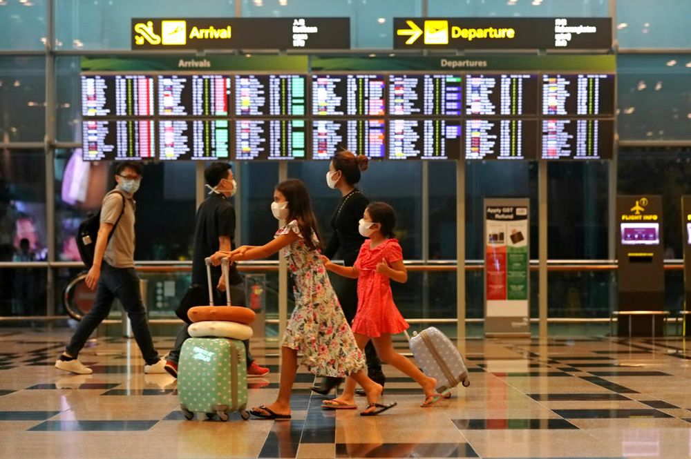 Singapore Tourism Board figures indicate that visitor arrivals in the second quarter will be much weaker than in the first quarter, which fell 43.2 per cent from the same period in 2019. — TODAY file pic