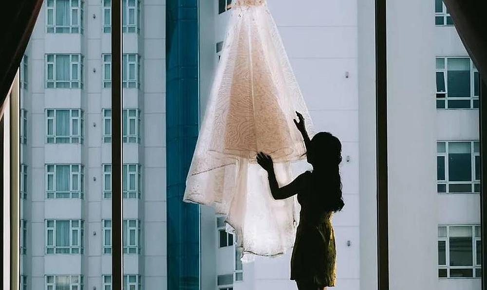 While wedding receptions will be able to have up to 100 attendees, MOH said that they have to be split into several zones of up to 50 people each. — Tron Le/Unsplash pic via TODAY