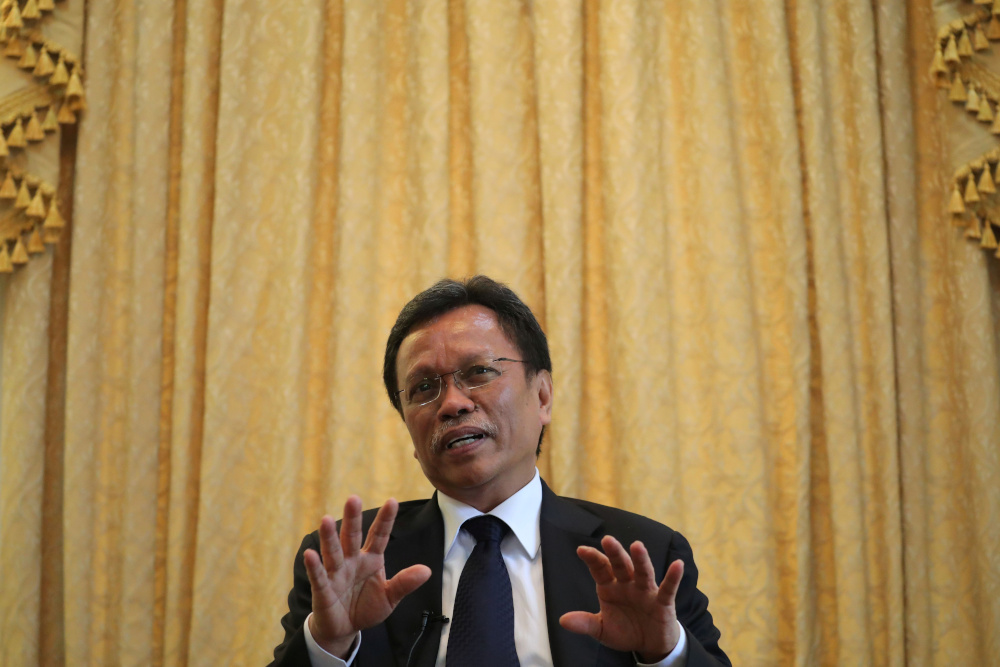Shafie says he is Warisan Plus' only choice for CM's post | Malaysia | Malay  Mail