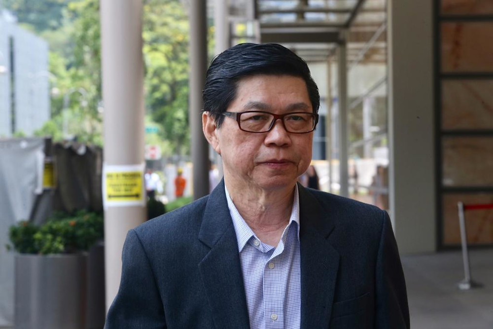 Last year, Dr Wee Teong Boo was convicted in the High Court of sexually assaulting and molesting a patient, but the conviction was overturned by the Court of Appeal last month. — TODAY pic
