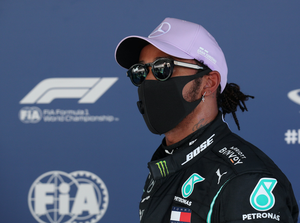 The drivers are the stars of the sport and Formula One needs to recognise that, said Hamilton. — Reuters pic