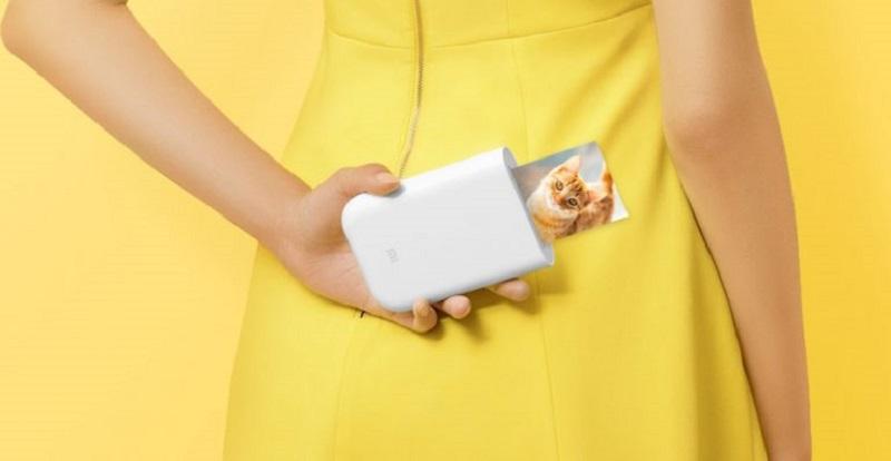 Price at RM249 in Malaysia, the Mi Portable Photo Printer costs less than half the price of a Fujifilm Instax Mini Link Bluetooth printer. — Picture courtesy of Xiaomi via SoyaCincau