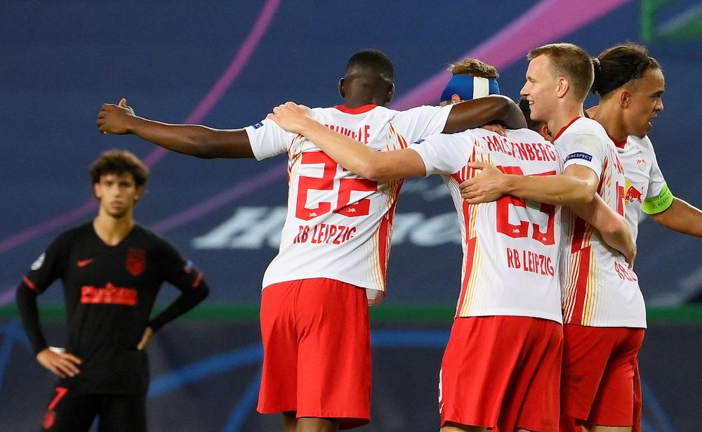 Leipzig Stun Atletico To Reach Champions League Last Four Sports Malay Mail