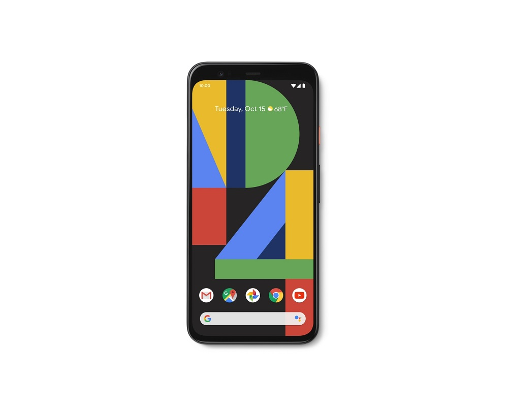 The budget version of Google's Pixel 4 smartphone was launched yesterday. — Picture courtesy of Google