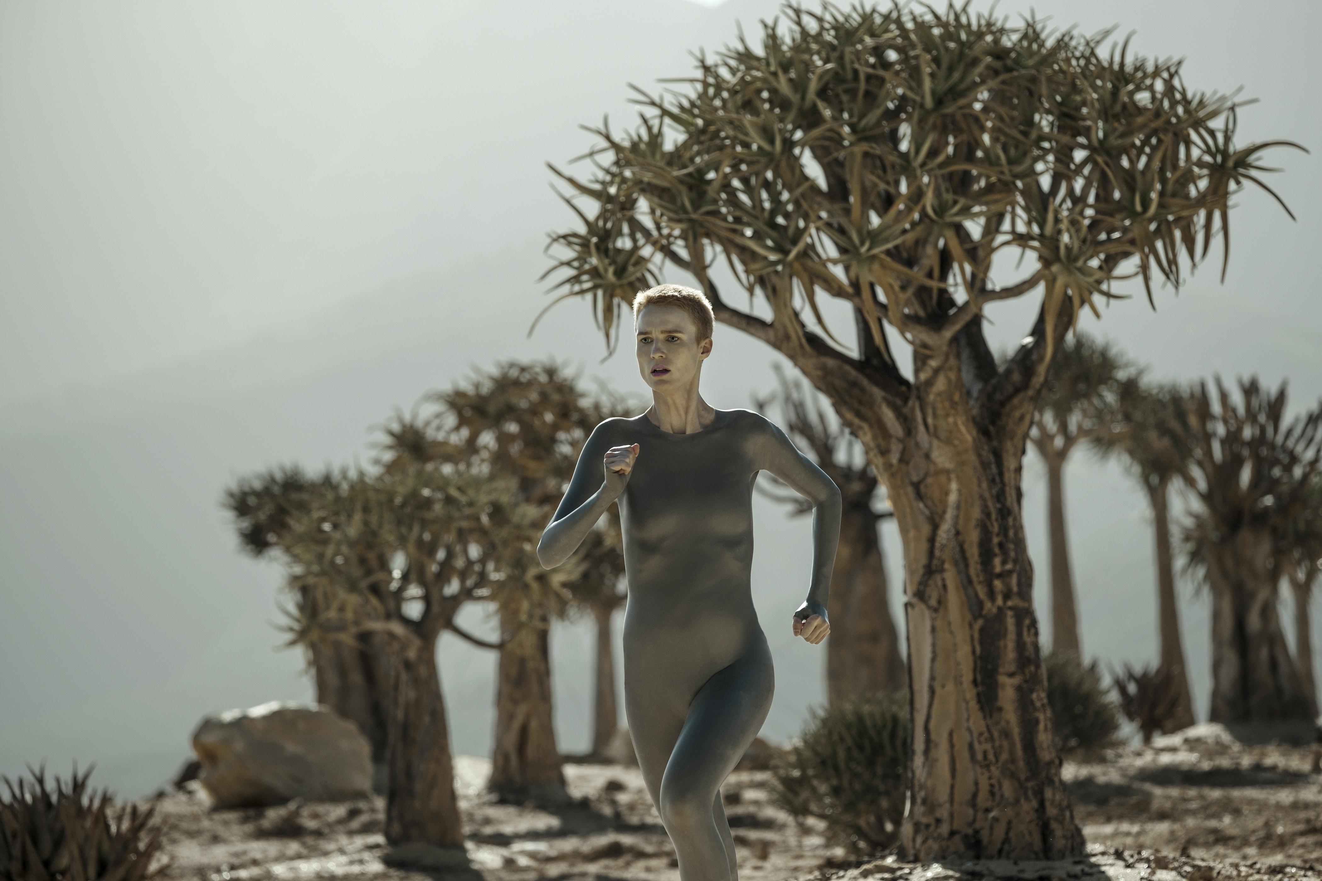 HBO Max原创影集《异星灾变》(Raised By Wolves) 将于下周四(9月3日)独家于HBO GO播出前3集。-华纳媒体提供-