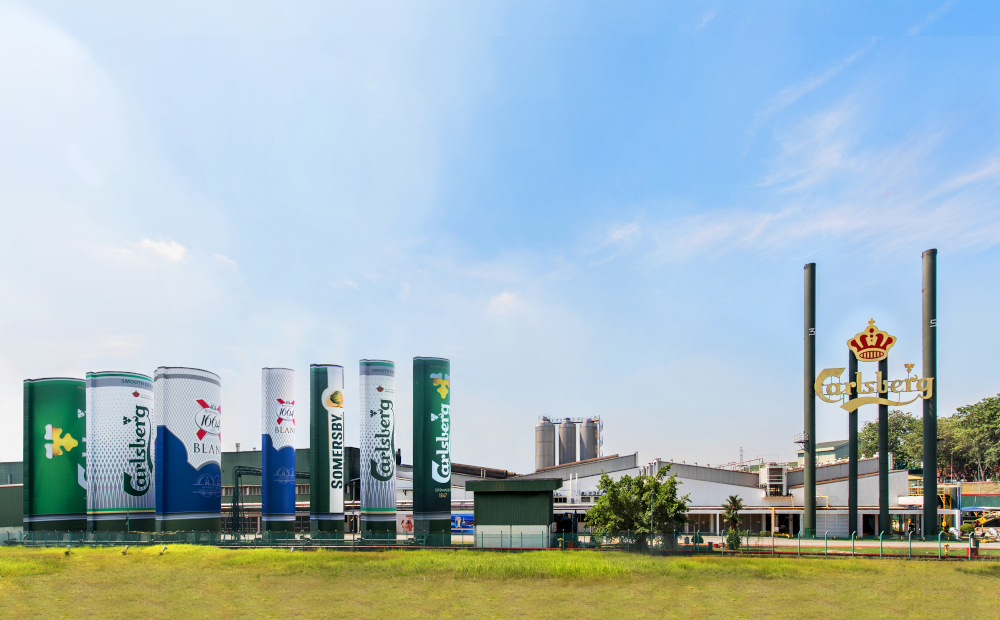 Carlsberg Brewery Malaysia Berhad today reported a net profit of RM162.2 million for its financial year ending December 31, 2020. — Picture from Carlsberg Brewery Malaysia Berhad