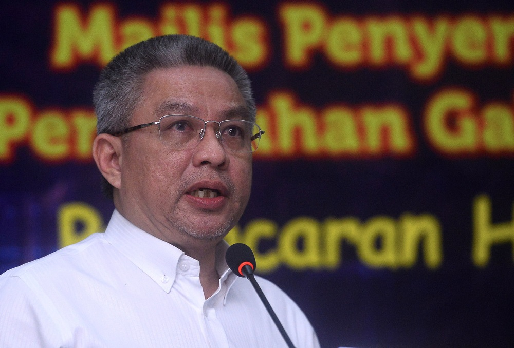 Health Minister Datuk Seri Dr Adham Baba said currently there are 36 Quarantine and Treatment Centres for low-risk patients available nationwide are ready to be reactivated if the increase in Covid-19 cases continues. — Bernama pic