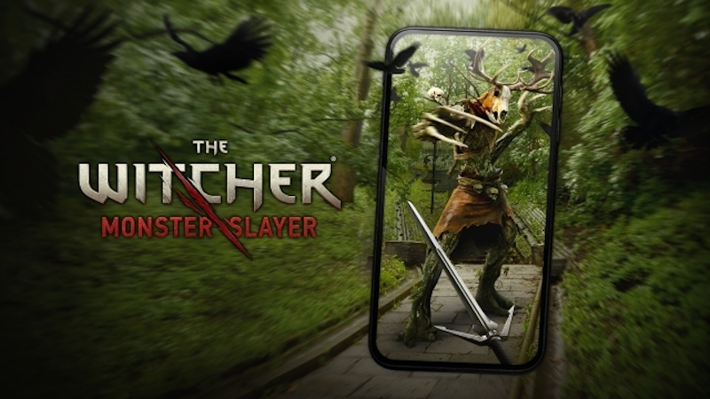 Video game developer Spokko is working on an immersive video game based on the universe of 'The Witcher.' — Picture courtesy of CD Projekt and Spokko via AFP-Relaxnews