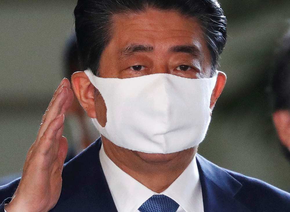 LDP set to elect Suga as leader to succeed Japan PM Abe