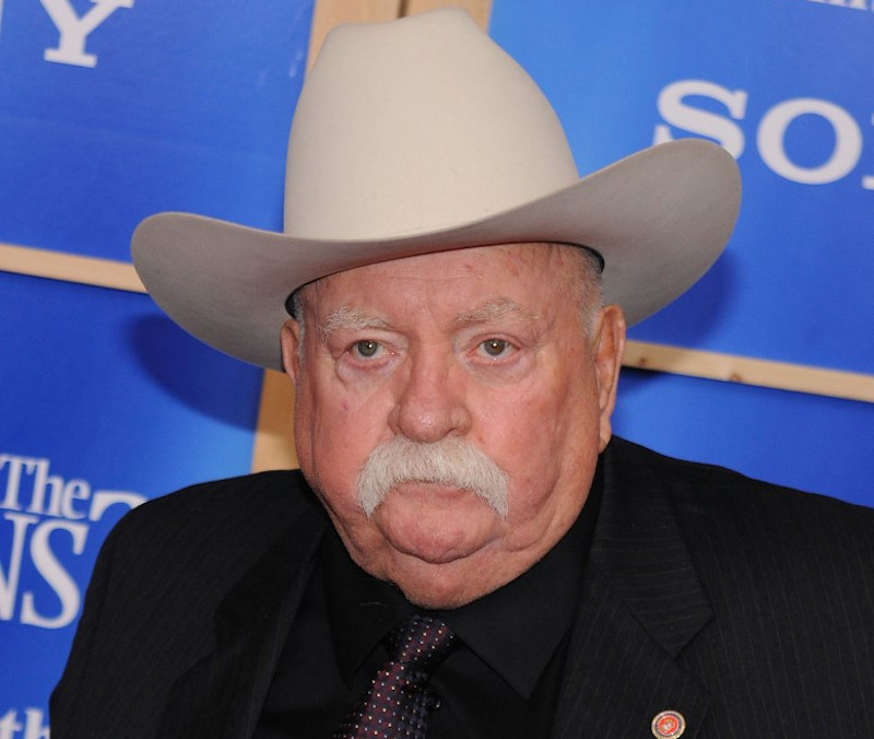 In this file photo taken on December 14, 2009 actor Wilford Brimley attends the premiere of 'Did You Hear About the Morgans?' at Ziegfeld Theatre in New York City. — AFP pic