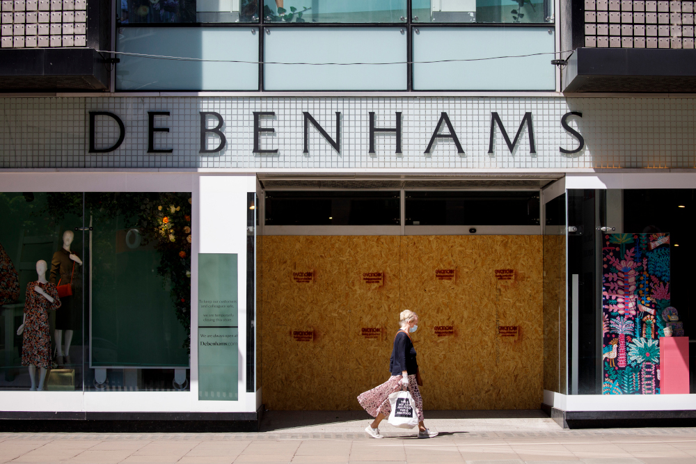 Debenhams future at risk as JD Sports pulls out of rescue talks