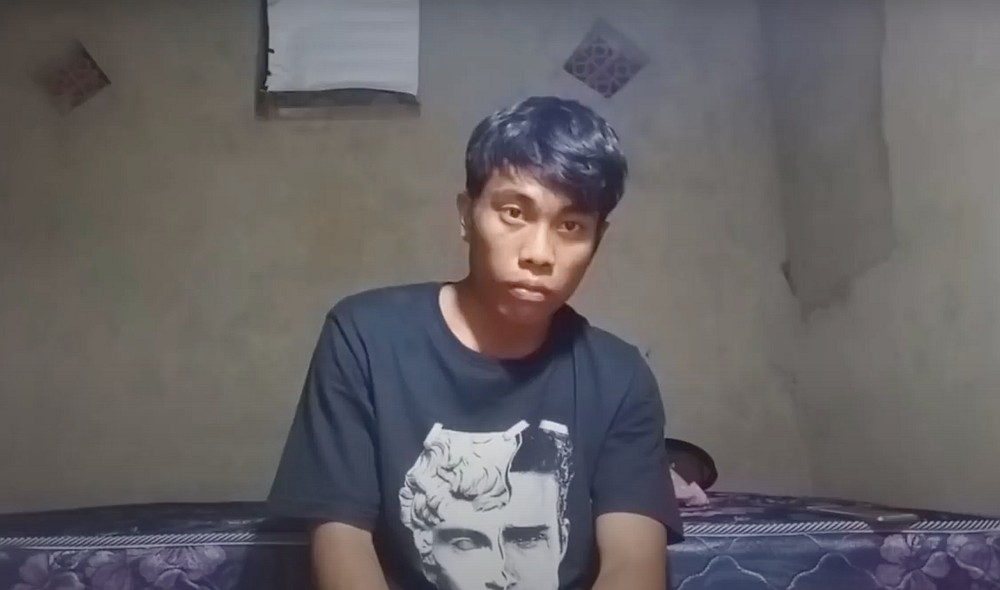 Muhammad Didit said he originally planned for the video to be an inside joke for his followers. — Screengrab from YouTube/sobat miskin official