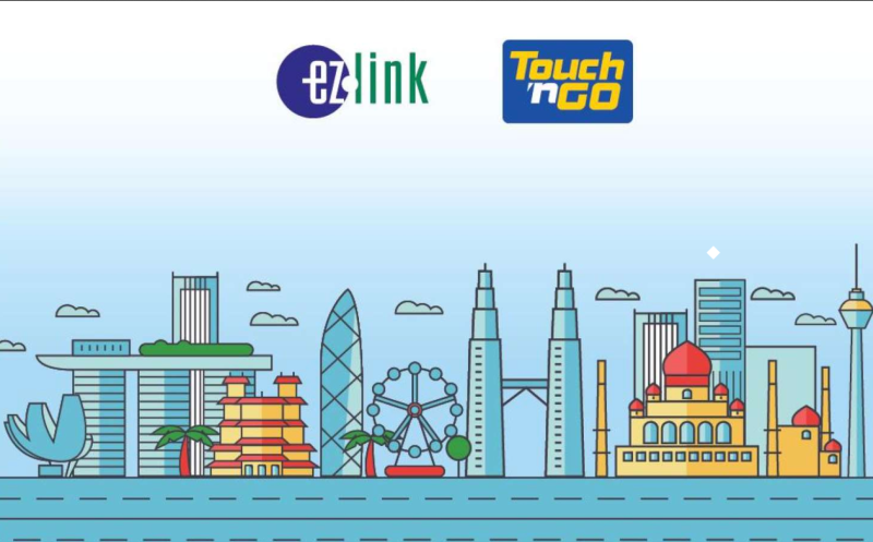 The EZ-Link x Touch 'n Go Motoring Card offers motorists the convenience and flexibility of payment options in both countries. ― Picture via SoyaCincau