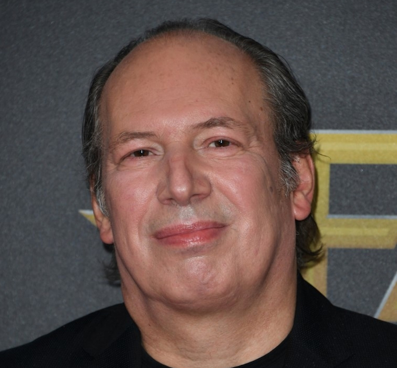Film score composer Hans Zimmer arrives for the 22nd Annual Hollywood Film Awards at the Beverly Hilton hotel in Beverly Hills on November 4, 2018. — AFP pic