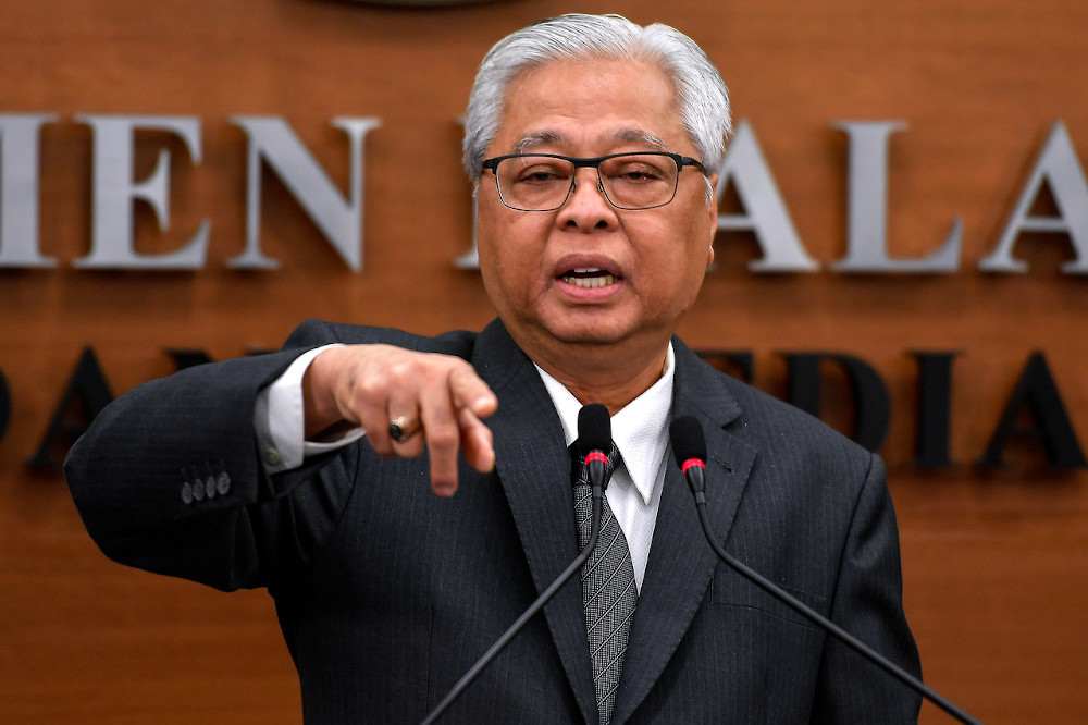 Datuk Seri Ismail Sabri Yaakob says the Defence Ministry is proposing to give a monthly allowance of RM300 or RM350 to Pingat Jasa Malaysia recipients in recognition of their sacrifices. — Bernama pic
