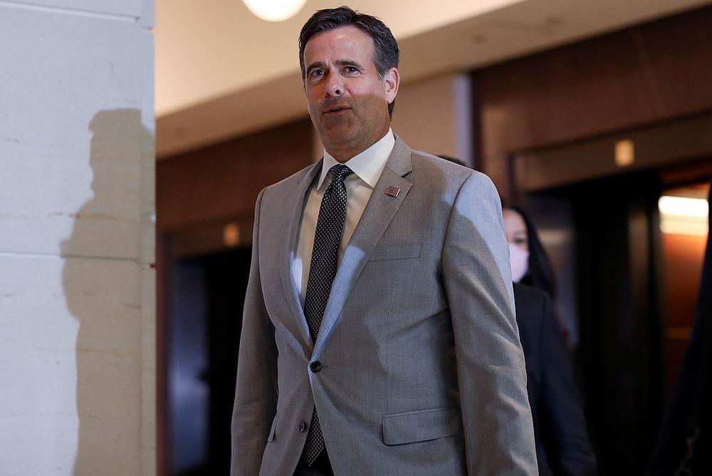 Trump intel chief unveils Russian unverified info about Democrats