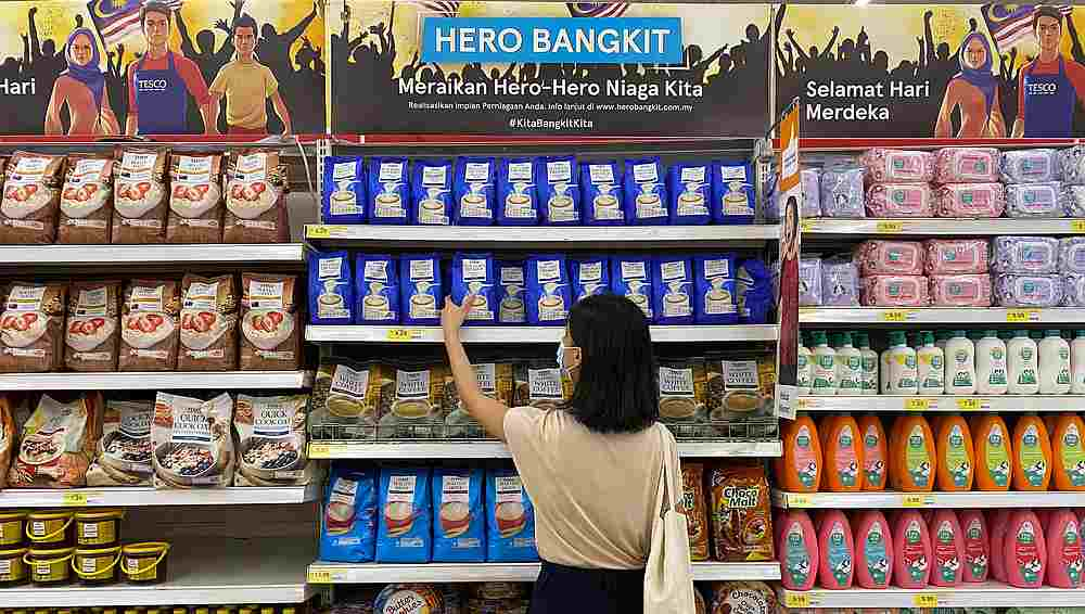 Tesco Stores (Malaysia) Sdn Bhd and Astro are joining forces to help entrepreneurs affected by Covid-19 pandemic. — Picture courtesy of Tesco Stores Sdn Bhd