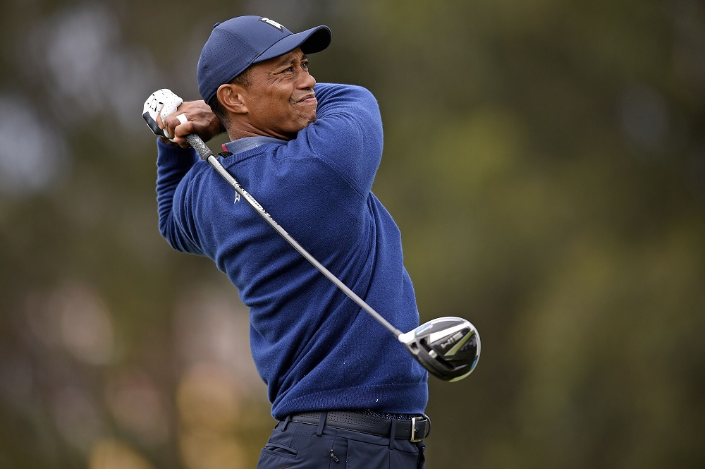 Tiger Woods, who collected the 15th major of his career at last year's Masters, is preparing for another demanding assignment in New York this week. ― Kelvin Kuo-USA TODAY Sports pic via Reuters