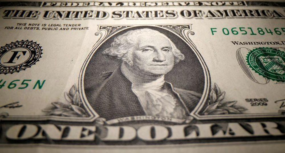The dollar changed hands at 108.93, after hitting a three-week low of 108.755 yesterday. — Reuters pic