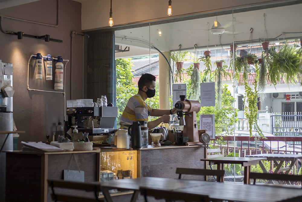 A hidden gem in Cheras, Ebony & Ivory is a small family-owned café with plenty of charm. — Pictures by CK Lim