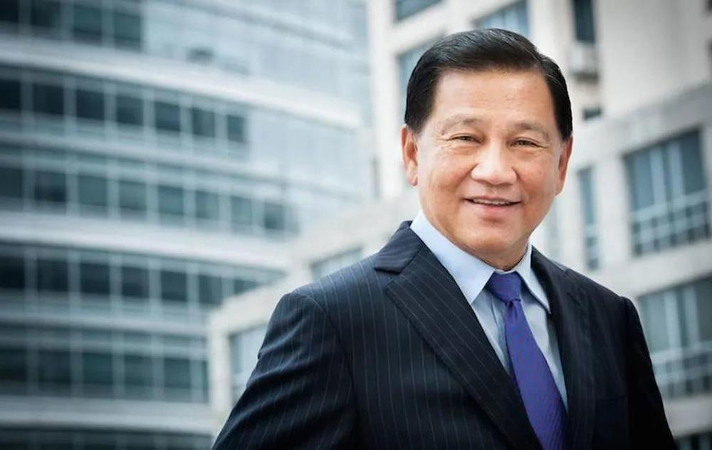 Liew Mun Leong has resigned from Changi Airport Group as well as Temasek International. — Surbana Jurong pic via TODAY