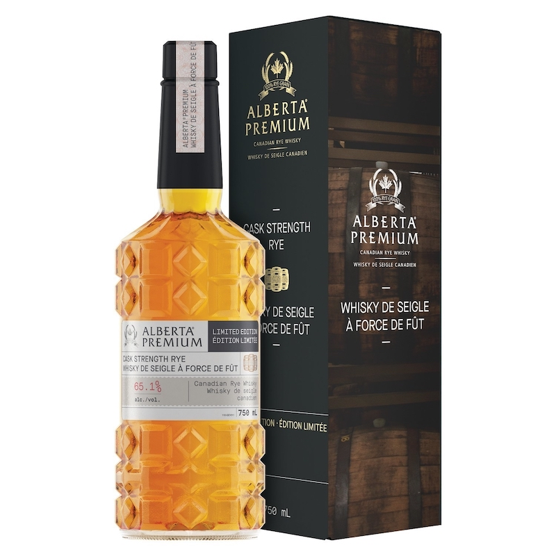 Alberta Premium is the best whisky in the world according to whisky specialist Jim Murray. — Picture courtesy of Alberta Premium
