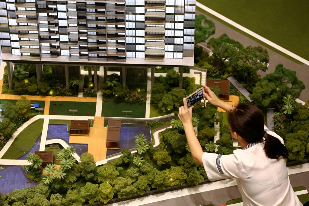 Sales of new private homes in Singapore soared to their highest level in nearly a year in August 2020, URA data showed. — TODAY pic