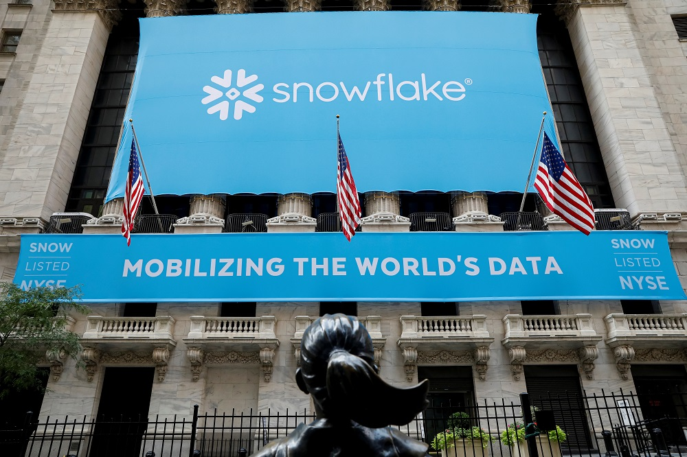 Buffett-backed Snowflake's value doubles in stock market's ...New Ipo Snowflake