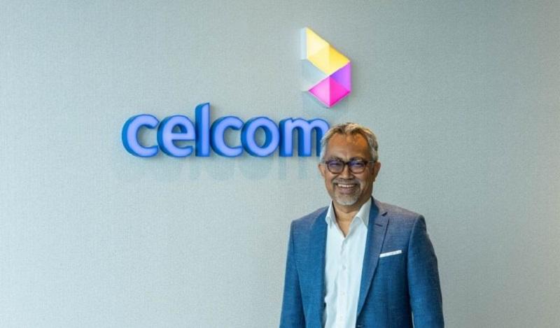 Celcom Axiata CEO Mohamad Idham Nawawi. — SoyaCincau pic