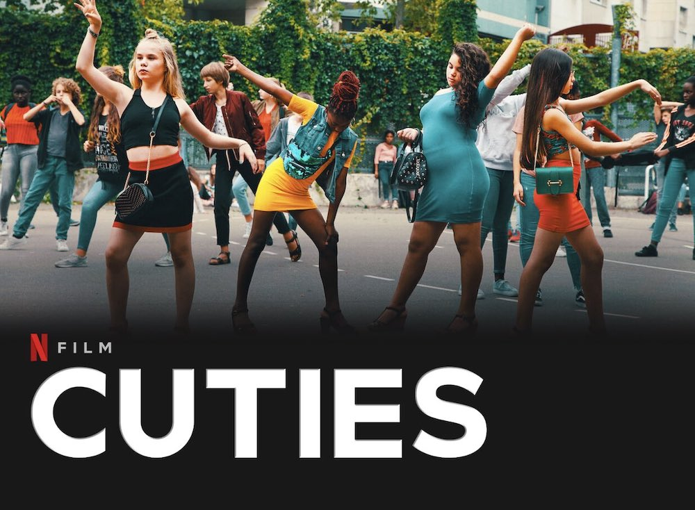 'Cuties' ('Mignonnes') which received a director's award at the prestigious Sundance Film Festival, tells the story of Amy, an 11-year-old Parisian, who must juggle the strict rules of her Senegalese family and social media's emphasis on appearance. —Netflix screenshot