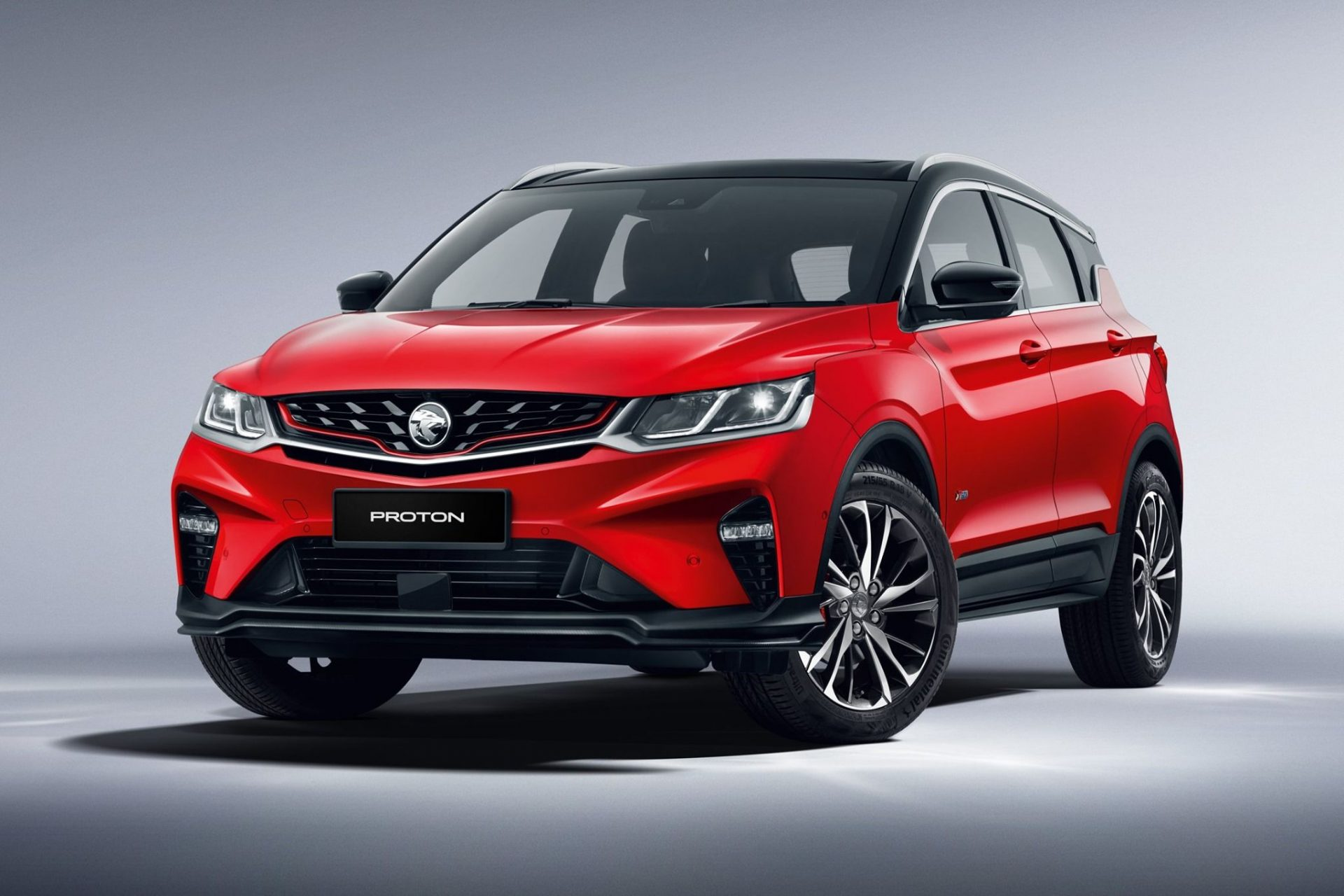 Proton Edar chief executive officer Roslan Abdullah said the sport utility vehicle has exceeded the initial booking target of 4,000 units, despite not being officially launched yet. — Picture courtesy of Proton
