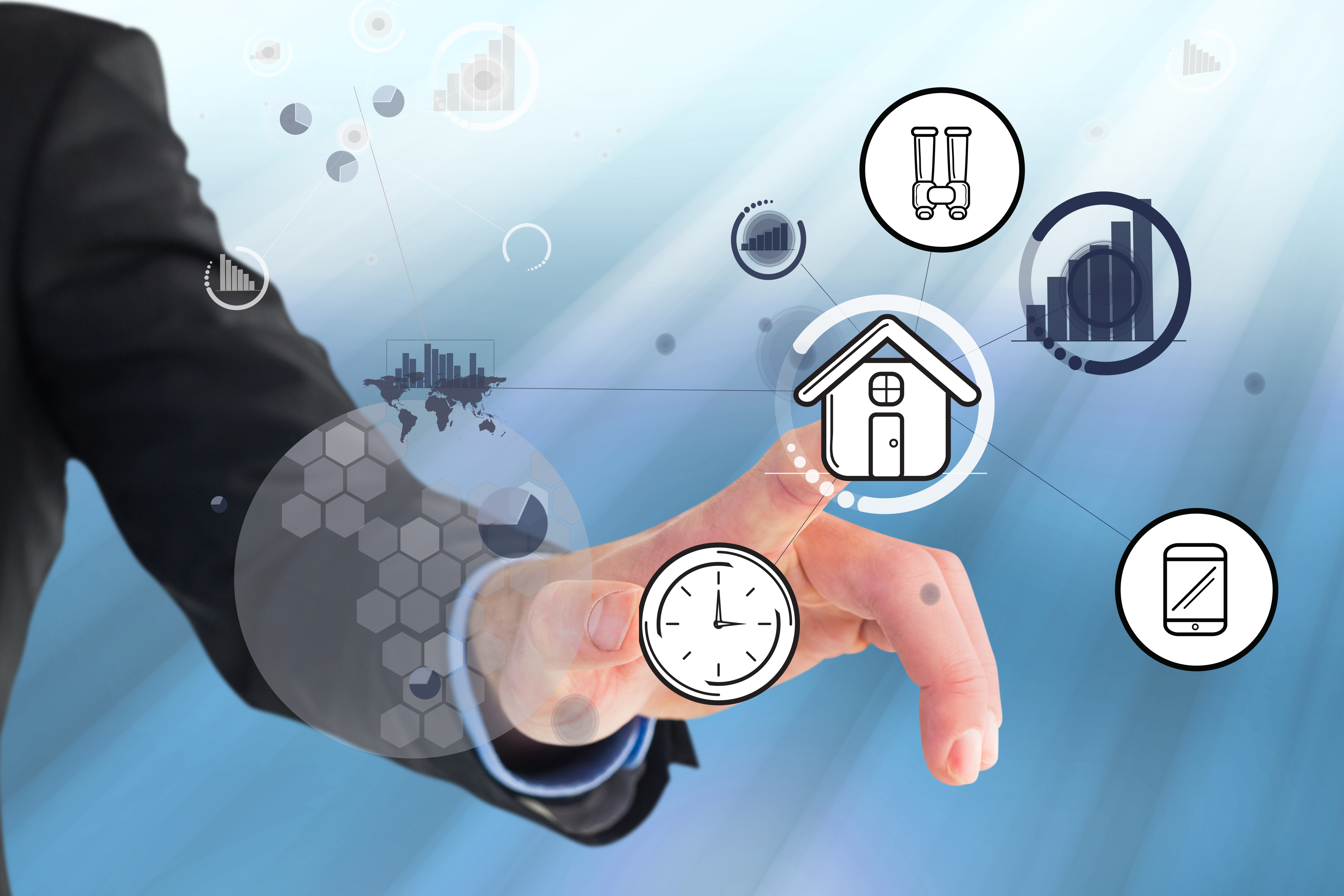 Blue Duck采用专属的FPX自动扣款系统,以及自动索赔程序能够减轻房东的担忧。-图摘自Freepik-