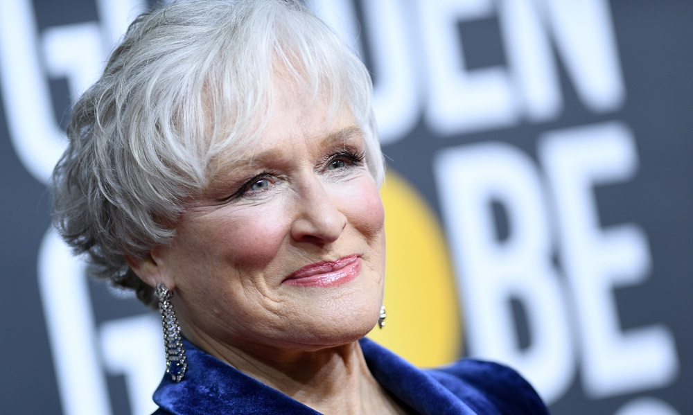 American star Glenn Close will play Roy Cohn in a new adaptation of 'Angels in America.' — AFP pic